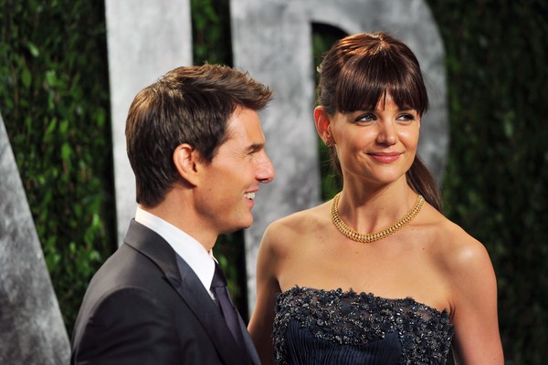 Tom Cruise e Katie Holmes (Foto: Getty Images)