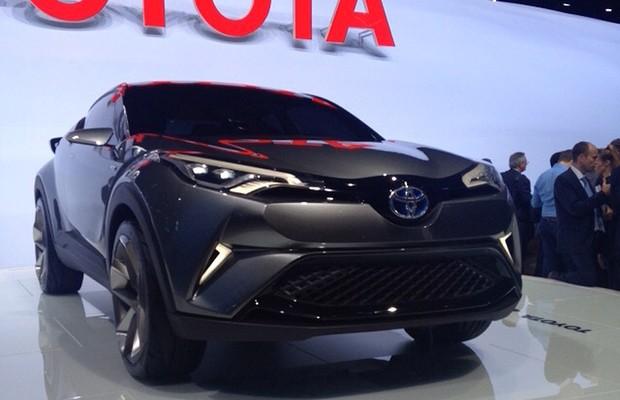 Toyota CH-R (Foto: Divulgação)