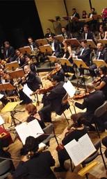 Orquestra Sinfônica de Ribeirão Preto (Foto: Divulgação)