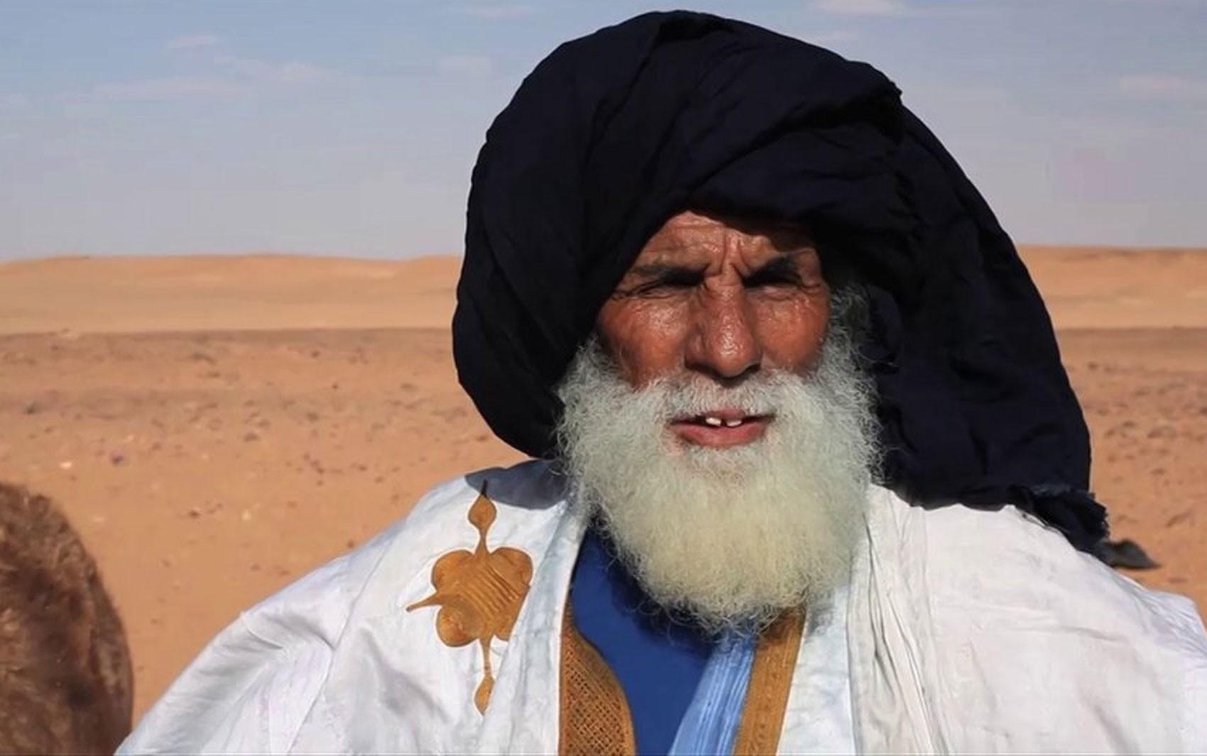"""Filme """"O deserto do deserto"""""""