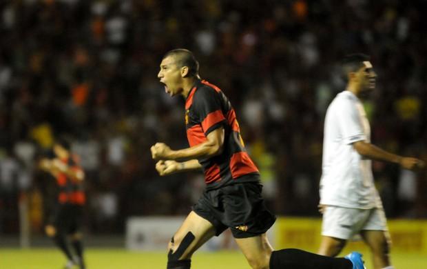 Sport x Central Neto Baiano (Foto: Aldo Carneiro / Pernambuco Press)
