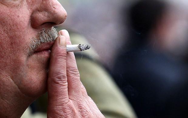 CIGARRO EU ATLETA SPORTV (Foto: Agência Getty Images)
