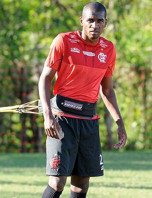 Diego Maurício e Marllon, Flamengo (Foto: Alexandre Vidal / Fla Imagem)