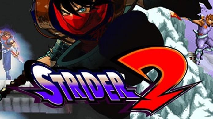 Strider 2 traz o clássico de 1989 e também sua sequência, mas de forma confusa (Foto: PlayStation LifeStyle)