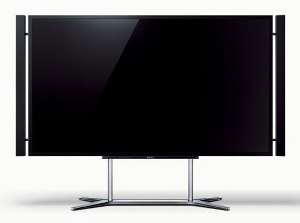 Sony apresenta TV com resolução 4K (Foto: Divulgação)