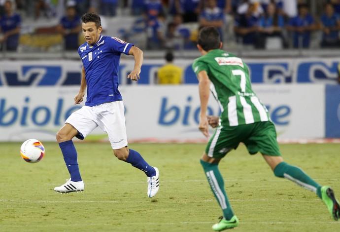 Henrique, volante do Cruzeiro (Foto: Washington Alves/Light Press/Cruzeiro)