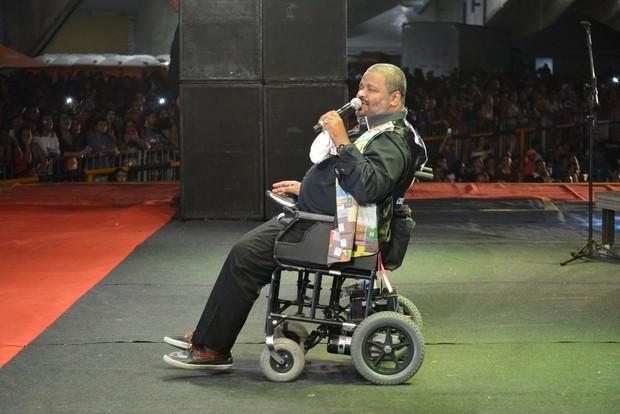 Arlindo Cruz (Foto: Felipe Souto Maior/AgNews)