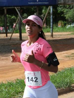 Elaine Santos garota academia (Foto: Divulgação)