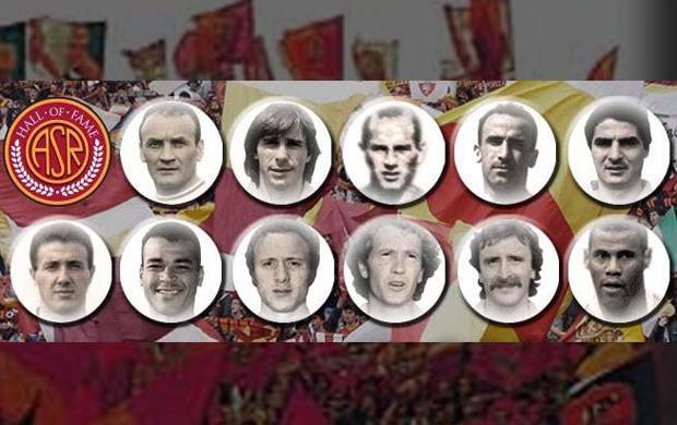 roma time de todos os tempos (Foto: Divulgação/Site Oficial Roma)
