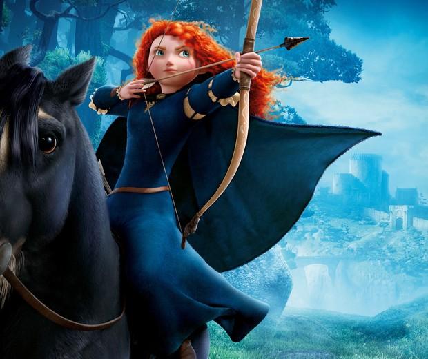 Valente, a princesa da Disney que não quer casar (Foto: Divulgação)
