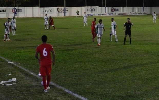 Cuiabá vence Rio Branco por 3 a 0 (Foto: Assessoria/Cuiabá Esporte Clube)