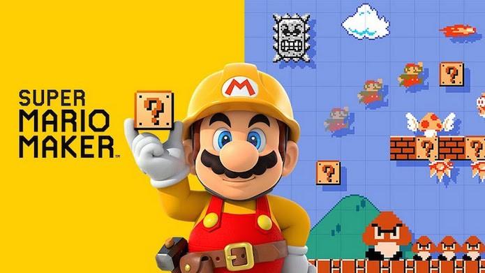 Super Mario Maker (Foto: Reprodução/YouTube)
