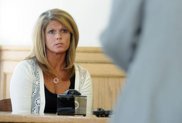 Sue Nieghorn falsificou documentos para mostrar que ela estaria tratando câncer  (Foto: Wendy Torello/Times Herald/AP)