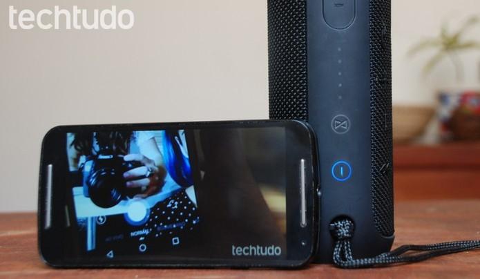 Veja o review completo da JBL Flip3 feito pelo TevhTudo (Foto: Raquel Freire/TechTudo)