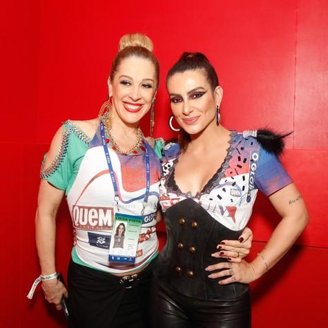 Claudia Raia e Cleo PIres (Foto: Barbara Lopes)