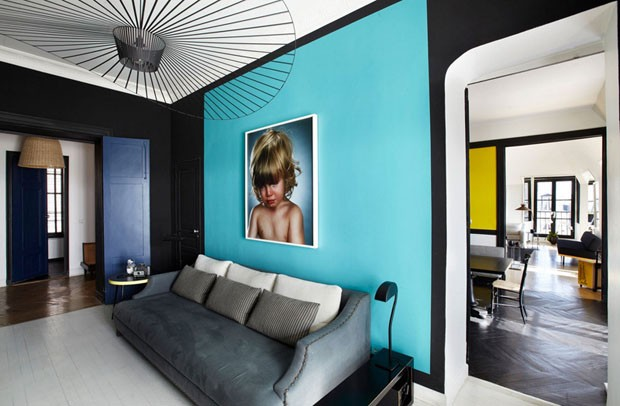 o poder das cores e de uma boa janela casa vogue interiores. Black Bedroom Furniture Sets. Home Design Ideas