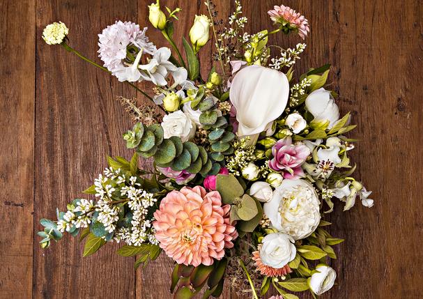 Buquê by Acorda, Margarida - Plants & Flowershop (Foto: Divulgação)
