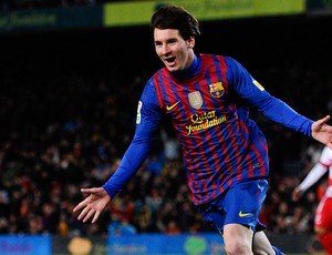 messi barcelona x granada (Foto: Getty Images)