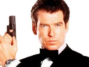 James Bond 007 Pierce Brosnan  (Foto: Divulgação)