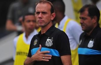 Imposição física x DNA ofensivo: veja como o Santos B caiu na Copa Paulista