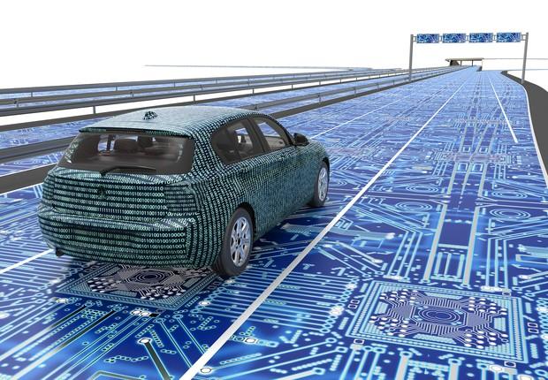 Carros autônomos podem ser englobados no campo de tecnologias exponenciais (Foto: Thinkstock)