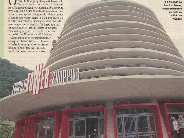Matéria Torre de Babel - Revista Contigo!