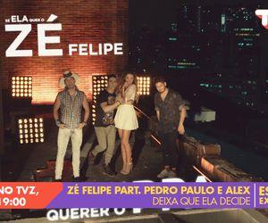 Novo clipe de Zé Felipe estreia com exclusividade no TVZ nesta quinta-feira (12)