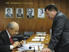 Sem quórum, sessão da CPI da Petrobras do Senado é cancelada