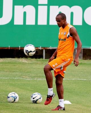 Treino Fluminense - Henrique (Foto: Fernando Cazaes / Photocamera)