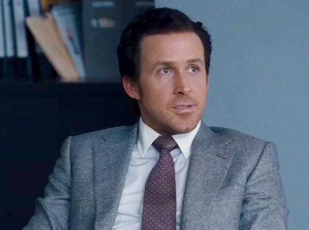 """Ryan Gosling virginiano do mercado financeiro em """"The Big Short"""" (Foto: Divulgação)"""