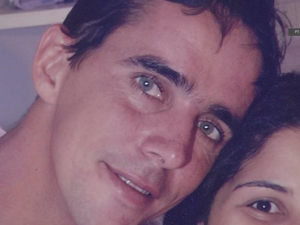 Mestre de obras Gabriel Afonso de Araújo foi solto após passar 21 dias na prisão Aparecida de Goiânia Goiás (Foto: Reprodução/TV Anhanguera)