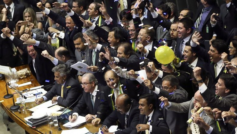 politica-impeachment-votacao-camara (Foto: Agência Brasil)