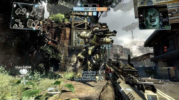 Titanfall inovou os FPSs (Foto: Divulgação)