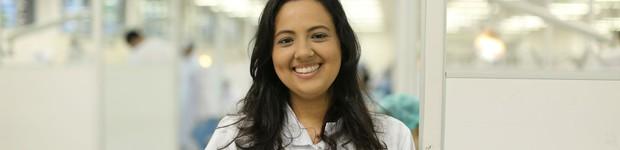 Aluna de Odontologia é selecionada para projeto internacional de saúde  (editar título)