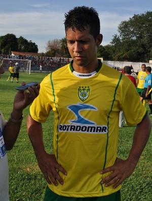 Raphael Freitas -  Picos  (Foto: Renan Morais/GLOBOESPORTE.COM)