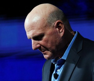 Steve Ballmer, CEO da Microsoft (Foto: Getty Images)