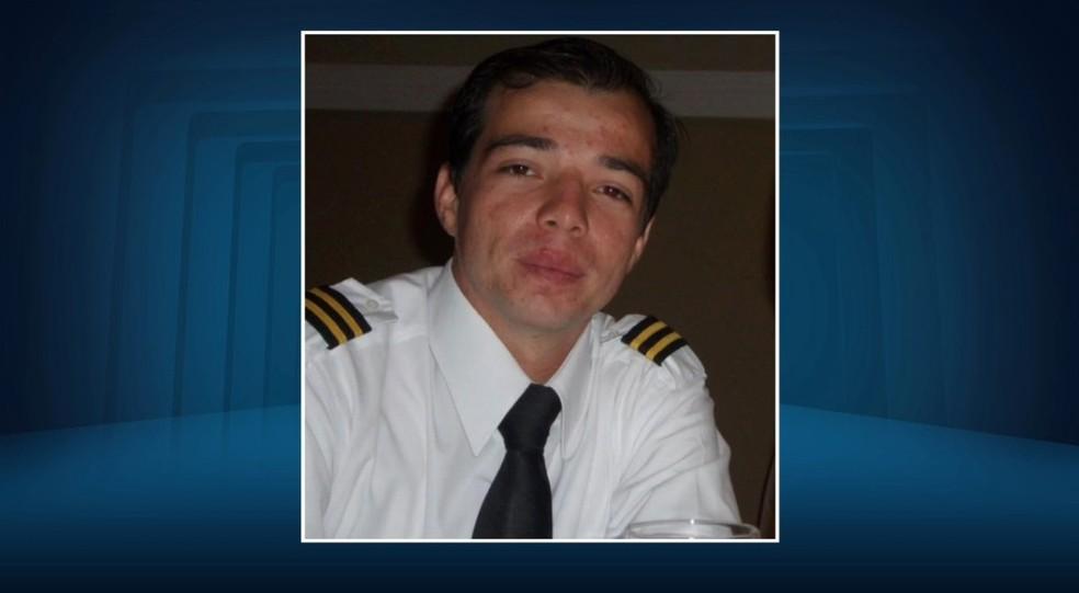 O piloto Bruno Henrique (Foto: Reprodução / EPTV)