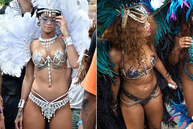 Rihanna (Foto: AKM)