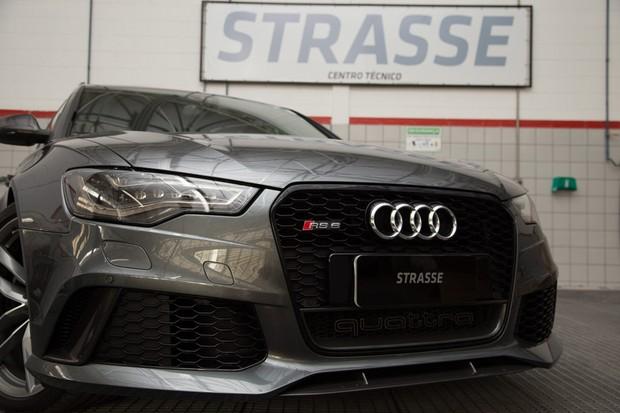 Audi RS6 tem pacote de preparação da OETTINGER (Foto: Divulgação)