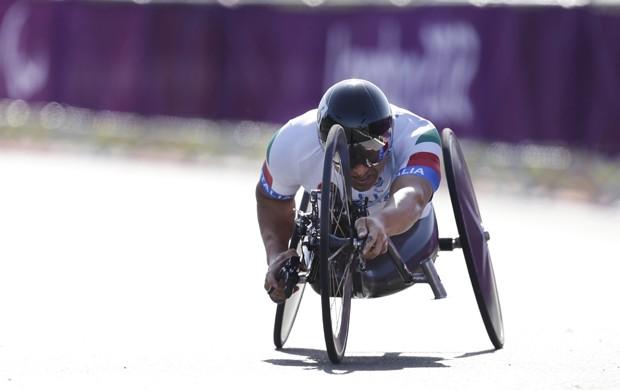 Alessandro Zanardi (Foto: AP Photo/Alastair Grant)