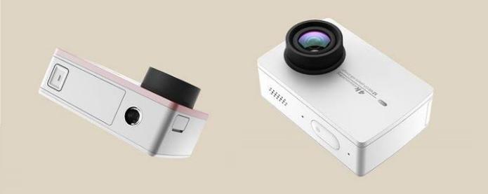 Câmera oferece bateria com boa autonomia e suporte 4K (Foto: Divulgação/YiCamera)