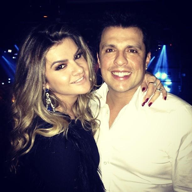 Mirella e Ceará (Foto: Reprodução/Instagram)