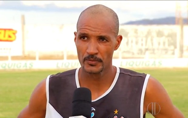 Márcio Costa - zagueiro do Corintians-RN