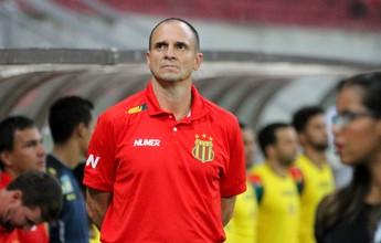 Lopes quer gosto da vitória mantido e aponta para duelo diante do Paysandu