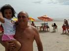 Veranistas aproveitam último final de semana das férias em Marudá