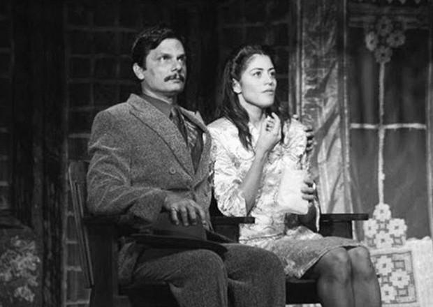 Duda Ribeiro e Carol Castro (Foto: Reprodução)