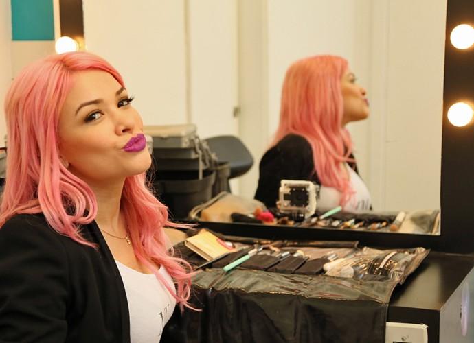 Nikki linda! (Foto: Isabella Pinheiro/Gshow)
