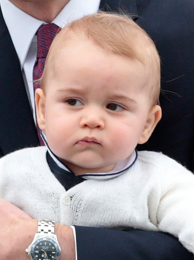 Príncipe George (Foto: Reuters)