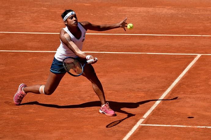 Teliana Pereira, Roma, tênis (Foto: Getty Images)