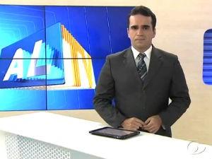 Filipe Toledo no comando do ALTV 2ªEdição (Foto: Reprodução/ TV Gazeta)